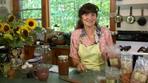 Rosemary Gladstar's fire cider lesson